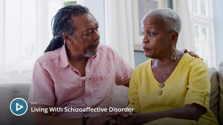 Living With Schizoaffective Disorder